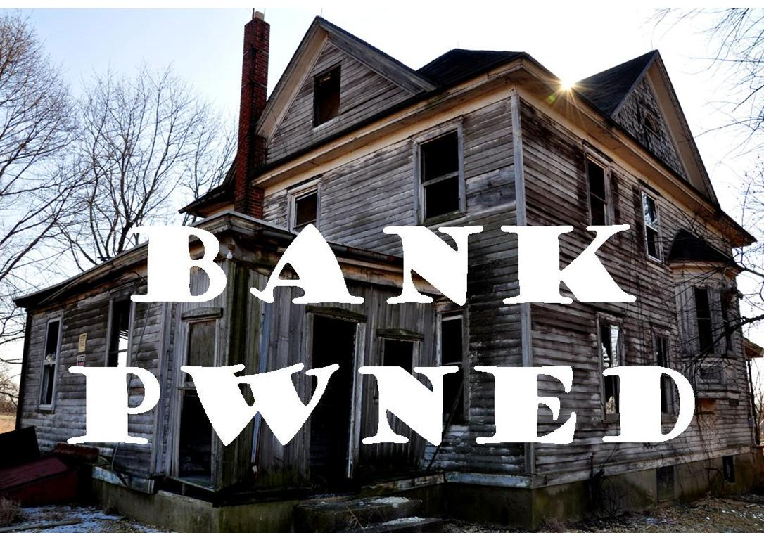 how to find bank owned homes