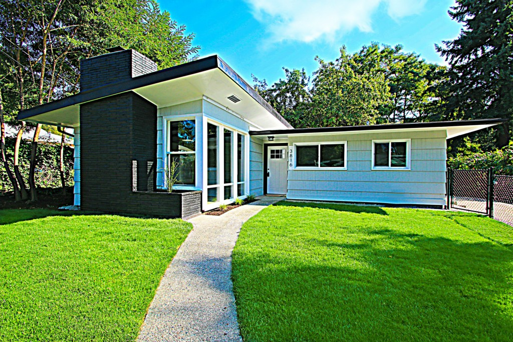 Midcentury remodel in a great secret tacoma neighborhood for Bathroom remodeling tacoma wa