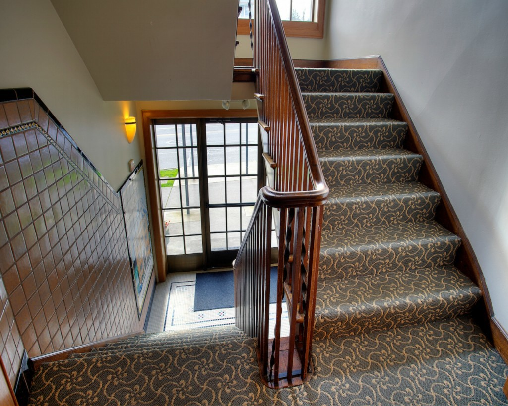 the dorothy stairs